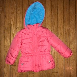 Pink Platinum winter coat size 3T